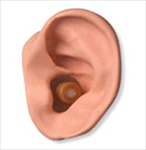 FILTERED CUSTOM EARPLUGS (ER 9-15-25 dB)