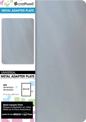 Metal Adapter Plate