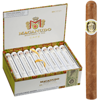 Macanudo Cafe Hampton Court Tubos