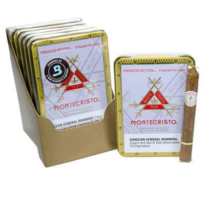 Montecristo White Label Prontos Petits