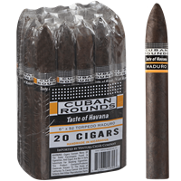 Cuban Rounds Cigar Torpedo M