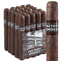 DREW ESTATE FACTORY SMOKES MADURO CHURCHILL