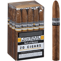 Cuban Rounds Cigar Torpedo N