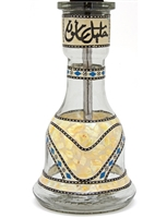 Khalil Mamoon Colorful Hookah Base