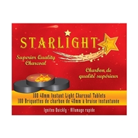 Starlight Charcoal 40mm