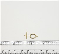 Gold Filled Clasp - Toggle 11mm