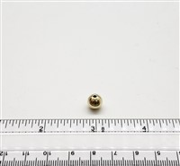 Gold Filled Bead - Round Seamless 8mm
