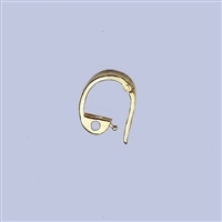 18k Gold over Sterling Silver Enhancer - Small