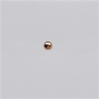 Rose Gold Filled Round Bead - 2mm
