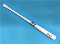 Marucci Maple Pro Cut - White Wash in color
