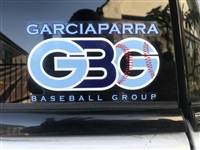 GBG Car Decals