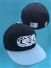 GBG Navy Game Hat Flag Logo