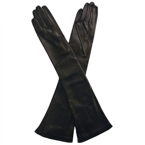 1e28a195eacfa Solo Classe Leather Gloves   Italian Leather   White Orchid