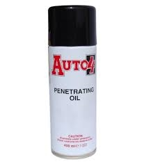 Auto 4 spray oil 400ml