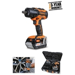 "BETA TOOLS 1/2"" 18V cordless impact wrench"
