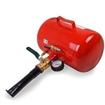 19ltr bead blaster in red