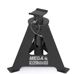 MEGA 10 TON AXLE STANDS PAIR
