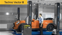 Techno Vector 8 - Contactless Alignment System