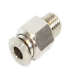 Straight Screw Fitting -- Central Lubrication