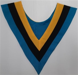 Triple Colour V-Stoles