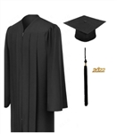 Non-Fluted Graduation Package