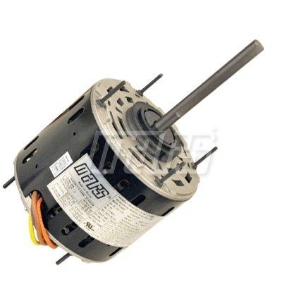Mars motors 10466 1 5 3 4hp 1075rpm 4 speed 115v multi for Multi speed blower motor