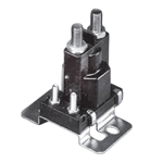 White Rodgers 120-105851 Solenoid w/ Normally Open Continuous Contact Rating 100 Amps (12 VDC Grounded Coil)