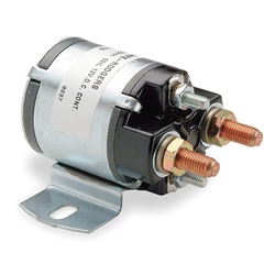White Rodgers 124-117111 Solenoid Continuous Duty, Normally Open Continuous Contact Rating 100 Amps (36 VDC Isolated Coil)