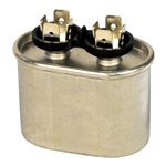 MARS 12908 SINGLE RUN CAPACITOR 10/370 OVAL