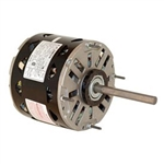 "Century 148A, 5-5/8"" High Efficiency Indoor Blower Motor 115 Volts 1075 RPM 1/3 HP"