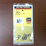 Yellow Jacket 19037 10 Pack SealRight O-rings
