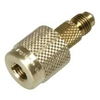 "Yellow Jacket 19109 SealRight Quick Coupler 1/4"" Str x 1/4"" M Flare"