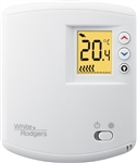 White Rodgers 1E65-144 Electronic Digital Line Voltage Thermostat, Non-Programmable