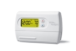 White Rodgers 1F82-261 Multi-Stage Heat Pump, 5+1+1 Programmable Thermostat, 24 Volt or Millivolt system