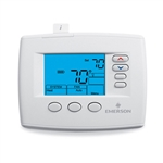 White Rodgers 1F83-0471 Universal Non-Programmable Thermostat, 24 Volt or Millivolt System