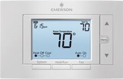 White Rodgers 1F83H-21PR Emerson Programmable Digital Thermostat