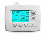 White Rodgers 1F85ST-0422 Blue Selecto Spanish Thermostat - Universal Programmable
