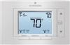"White Rodgers 1F85U-42NP 5"" Display Universal Non-Programmable Thermostat, 4 Heat/2 Cool"