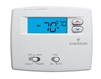 White Rodgers 1F89-0211 Non-Programmable Blue Thermostat, 2/1HP