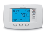 White Rodgers 1F95-0671 Blue Universal Multi-Stage (2H/2C) Or Heat Pump(4H/2C) 7-Day programmable Digital Thermostat, Backlit Display, 24 Volts