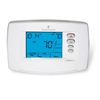 "White Rodgers 1F95-0680 Universal Staging, 7-Day or 5+1+1 Day Programmable or Non-Programmable Thermostat, 6- Square"" Display, 24V or Millivolt system"