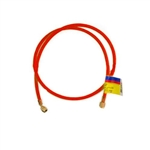 "Yellow Jacket 21464 R410A 48"" EU Red Hose"