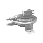"SPDT Differential Air Pressure Switch (.25"" - 1.0"" WC)"