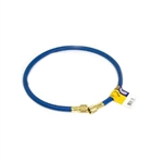 "Yellow Jacket 27999 100', B Blue Plus II Hose, 3/8"" Str. X 3/8"" Str."