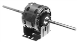 Century 320, 5 In. Diameter Double Shaft Motor, 1/15-1/25-1/40 HP