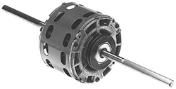 Century 323, 5 In. Diameter Double Shaft Motor, 1/12-1/20-1/30 HP