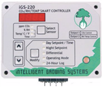 IGS-220 co2/rh or temp Smart Controller