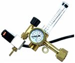 CO2TEK co2 Regulator and Valve