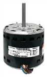 Genteq 3882 Motor 1/3 HP 1625 RPM 208-230 Volts 3 Speed 48Y Frame Double Shaft