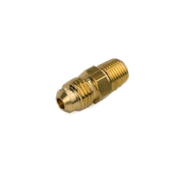 "Yellow Jacket 40271 1/4"" Mfl X 1/8"" Npt Male Fitting"